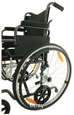 ZTEC Hybrid Lightweight Self Propelled Folding Aluminium Manual Wheelchair